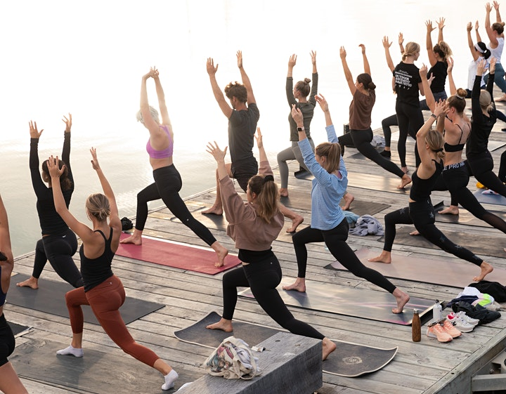 FAT - Sunrise Yoga 2.0 image