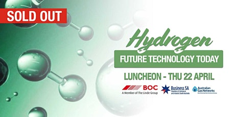 Hydrogen - Future Technology Today tickets