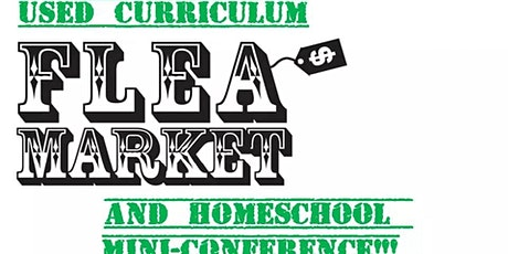 Used Curriculum Flea Market + Workshops! tickets