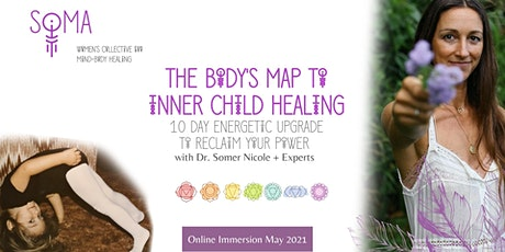 The Body's Map to Inner Child Healing tickets