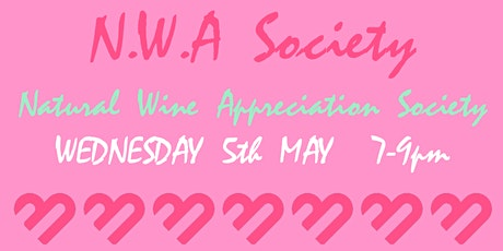 Natural Wine Appreciation Society tickets