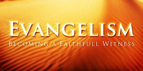 Evangelism Training & Mentoring Program tickets