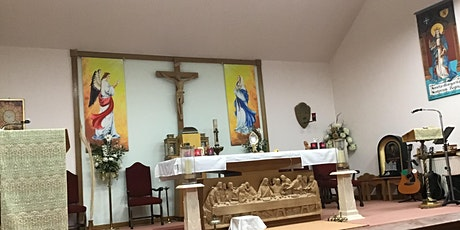 5.45 pm Sauturday Second Vigil Mass for the Fourth Sunday of Easter tickets