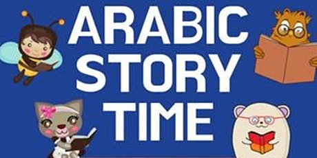 Bilingual Story Time - Arabic/English tickets