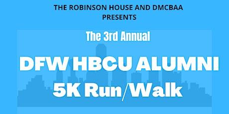 3rd Annual DFW HBCU Alumni 5K Run/Walk tickets