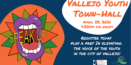 Vallejo Youth Town-Hall tickets