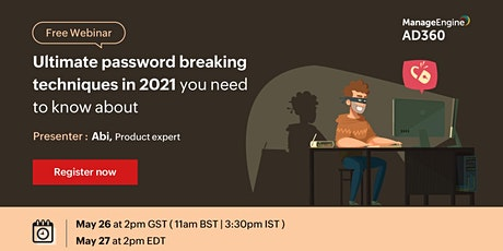 Ultimate password cracking techniques in 2021: What's at stake? tickets