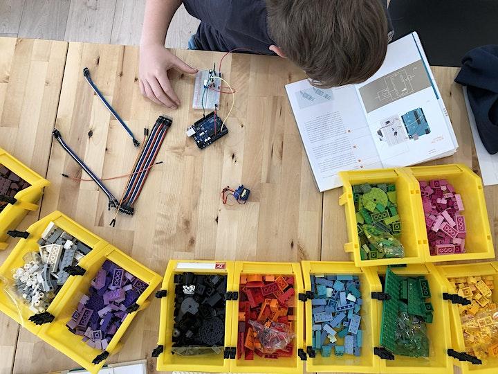 CircuitsFun Mini-Workshop for Arduino image