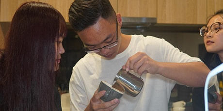 Ao Làng Latte Art - Coffee with Tee tickets