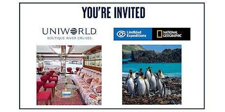 Brisbane | Evening Showcase | Uniworld River Cruises & Lindblad Expeditions tickets