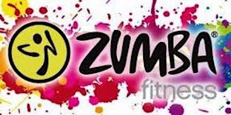 Zumba Class tickets