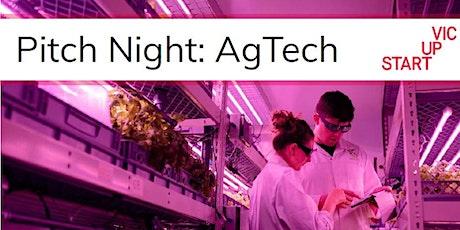 Pitch Night: AgTech tickets