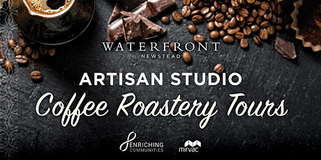 Coffee Roastery Tour - Waterfront Newstead tickets