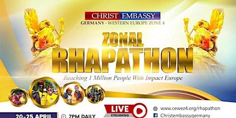 RHAPATHON Tickets