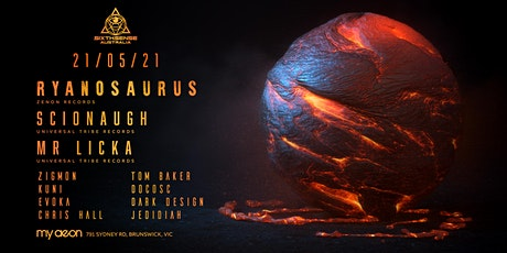 SixthSense Australia presents: RYANOSAURUS tickets