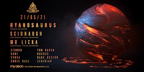 SixthSense Australia presents: RYANOSAURUS tickets