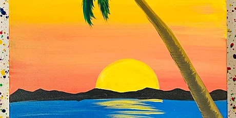 The Vacation Spot Paint Night at Main Event! Jump on the palette! tickets