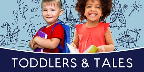 Toddlers & Tales tickets
