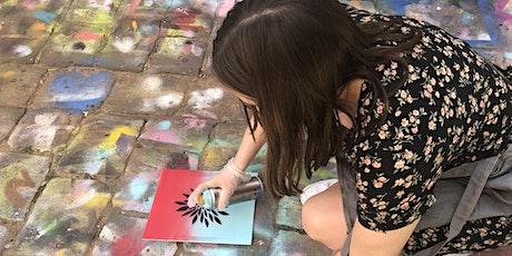 Stencil Street Art Workshop tickets