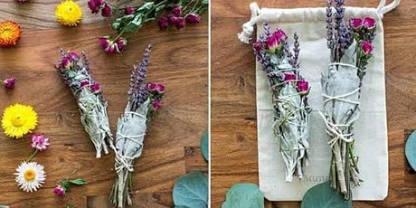 Smudge Stick and Incense Making Workshop tickets