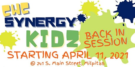 Synergy Toddlers (11AM) Service (Ages 3 - Kindergartner's) tickets