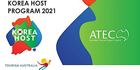Korea Host 2021 - Online Workshops (VIC/TAS/SA) tickets
