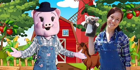 Patti the Pig: It's Not all Rubbish Kids Show tickets