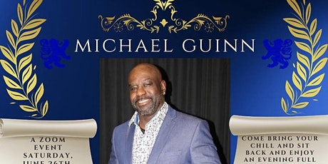 An Evening With Michael Guinn:: Conversations Of Love Struggle & Strength tickets