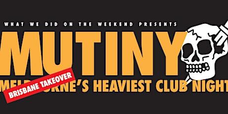 Mutiny - Full Tilt Pre-Party tickets
