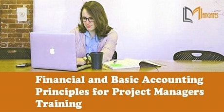 Financial & Basic Accounting Principles for PM Training in Plano, TX tickets