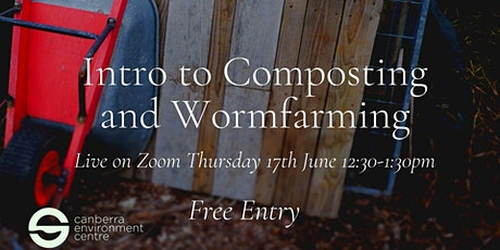 Intro to Composting and Wormfarming tickets