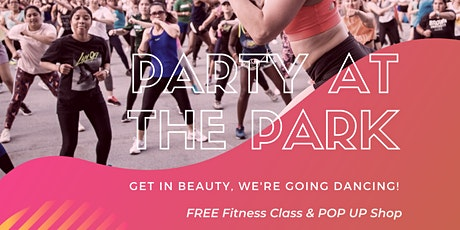 *FREE Silent Disco Dance Class At The Park w/ 305 Fitness & Glow Activewear tickets