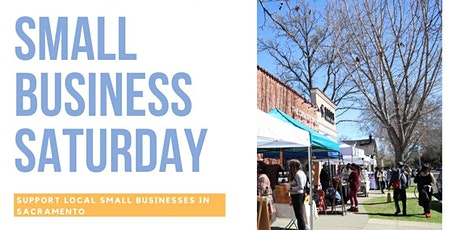 Small Business Saturday - April 24, 2021 tickets