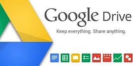 网上文件储存与共享 - 谷歌云端硬盘(Google Drive) (Cloud Storage and Sharing (Google Drive)) tickets