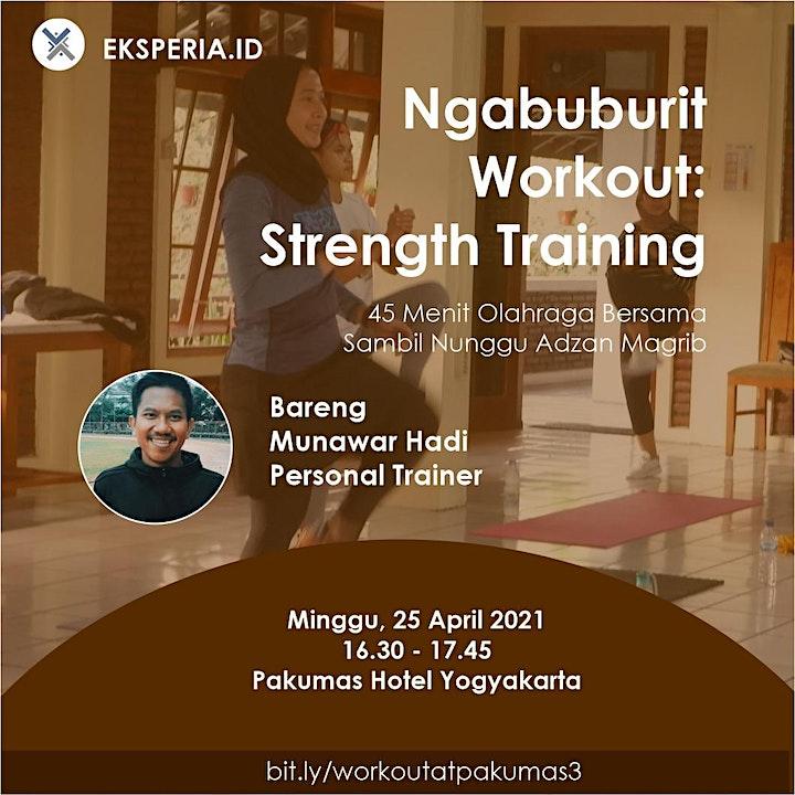 EKSPERIA.ID - Ngabuburit HIIT Workout image