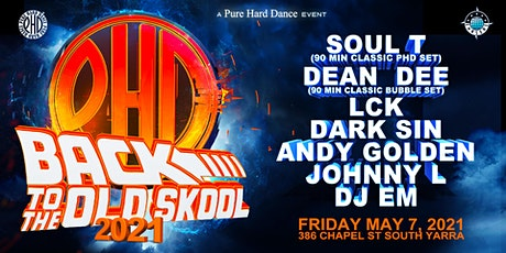 PHD  Pres. BACK TO THE OLD SKOOL tickets