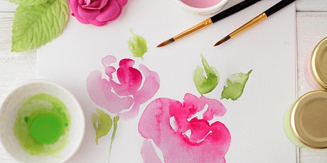 Creative Workshop | Floral Watercolour tickets