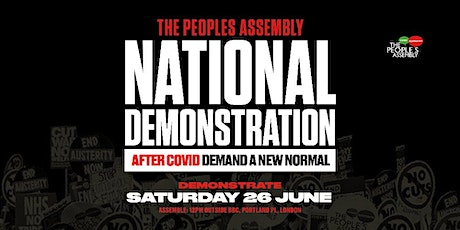 People's Assembly National Demonstration tickets
