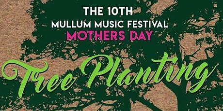 2021 Mothers Day Community Tree Planting tickets