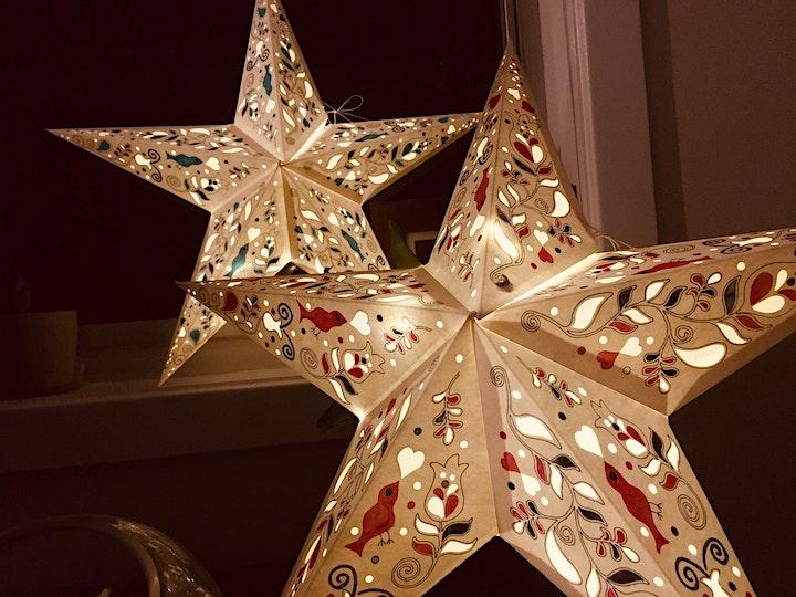 PAPER STAR LANTERN WORKSHOP image