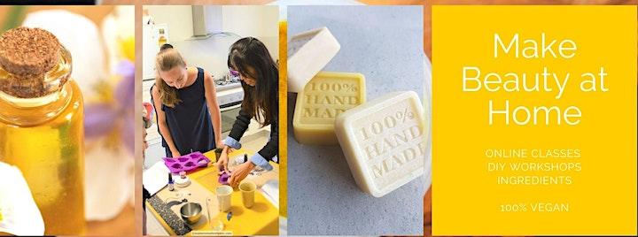 Smarter Living - DIY Body Scrub and Natural Deodorant Workshop image