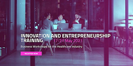 Innovation and Entrepreneurship Training tickets