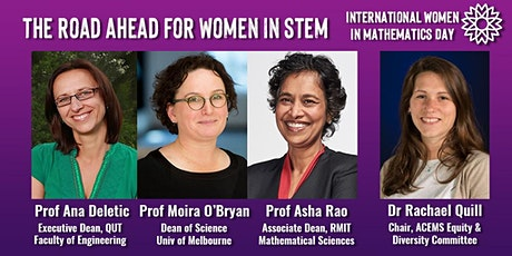 The Road Ahead for Women in STEM Panel Discussion & Luncheon (QUT) tickets