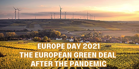 Europe Day 2021: The European Green Deal after the Pandemic tickets