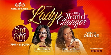 The World Changer tickets