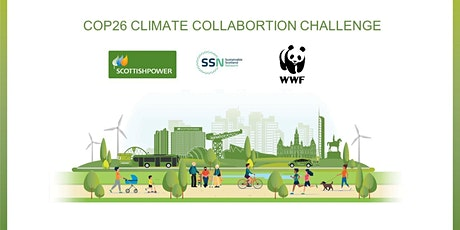COP26 Climate Collaboration Challenge:  Land-use workshop tickets