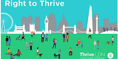 Thrive LDN Partners Meeting - Peer-to-peer networking tickets