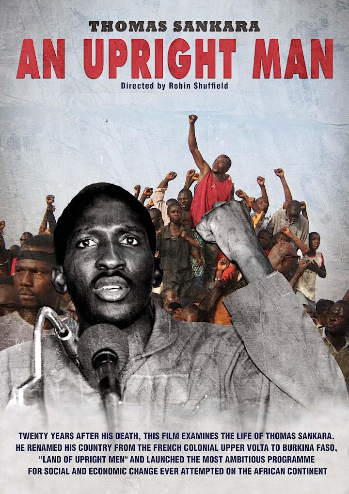 Imagem do evento Cine Geração #14 | THOMAS SANKARA: THE UPRIGHT MAN