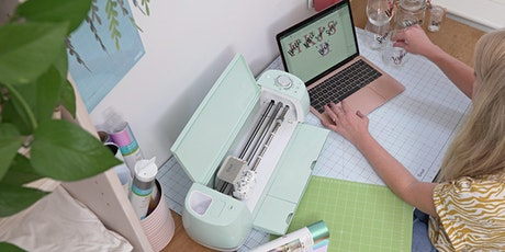Intro to Cricut Design Space Live Workshop (For Maker + Explore) tickets