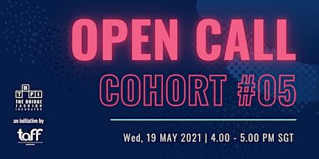 The Bridge Fashion Incubator (TBFI)| Cohort 5 Open Call Info Session 2021 tickets
